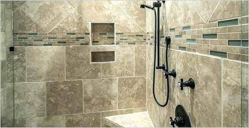 Improvement A Bathroom With A Shower Panel
