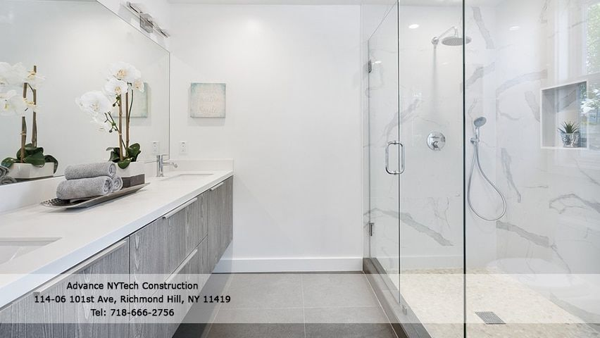 Bath Renovations Contractor Queens