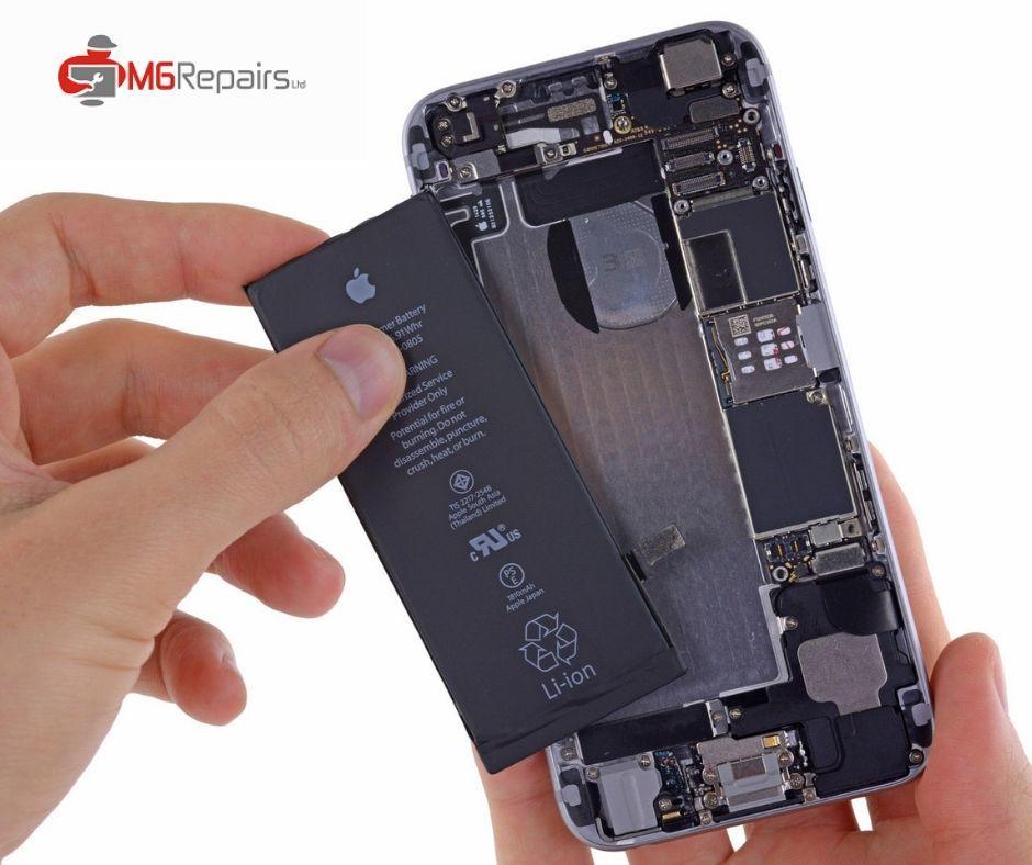 Battery Replacement Service |  Smartphones Battery Replacement Service