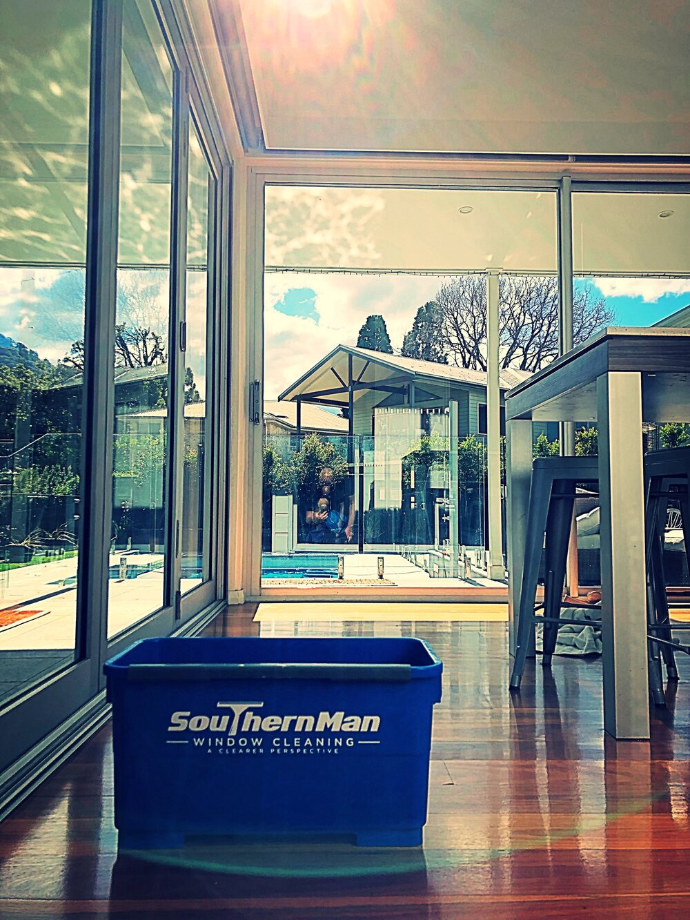 Southern Man - Residential Window Cleaning Services Illawarra, Wollongong, Shellharbour, Kiama