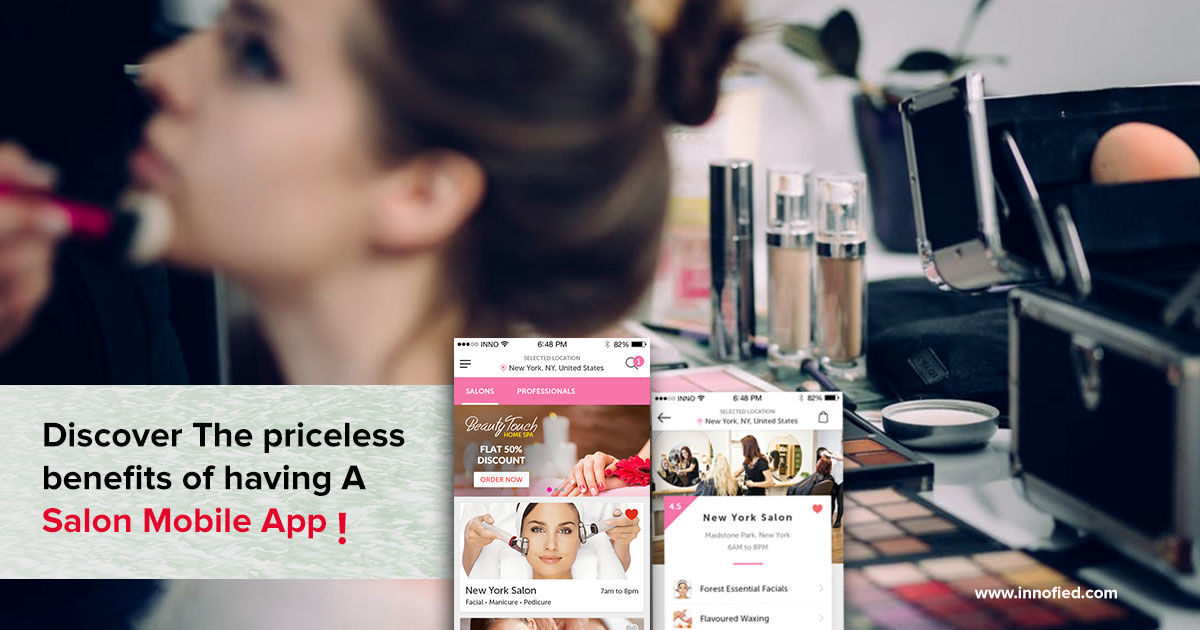 6 Reasons You Need A Mobile App For Beauty Salon Business