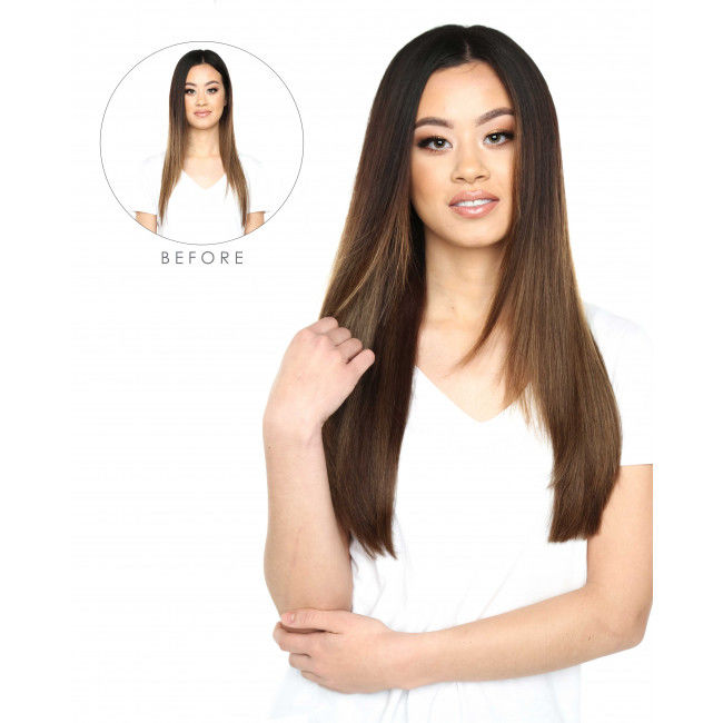 Shop Beauty Works Invisi-Clip In Hair Extensions Online