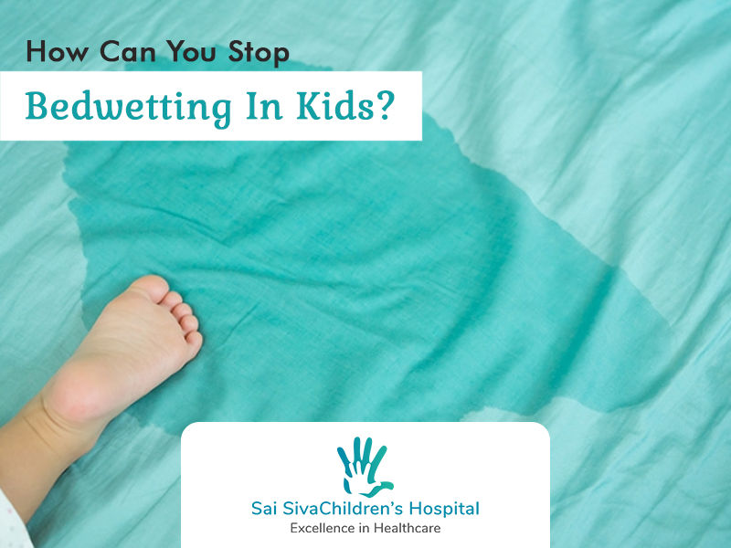 Bedwetting | Bedwetting Solutions | Sai Siva Children's Hospital
