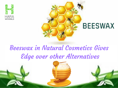 What makes Beeswax so ideal for personal care products?
