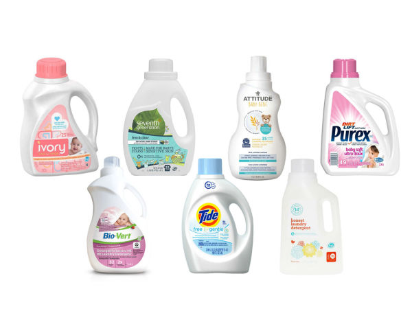 What Should I Look for in a Baby Laundry Detergent?