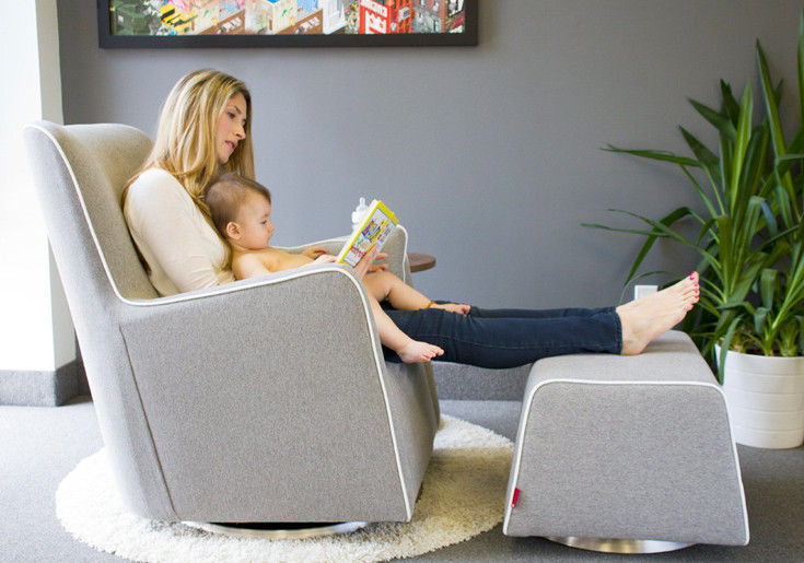 HOW TO PICK GLIDERS FOR NURSERY