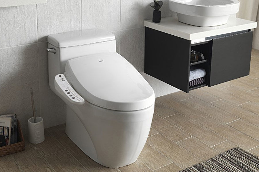 Bidet Toilet Seat Fitting Instructions