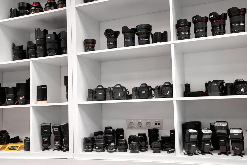 Best Camera Rental Companies in Bangalore | OTO World