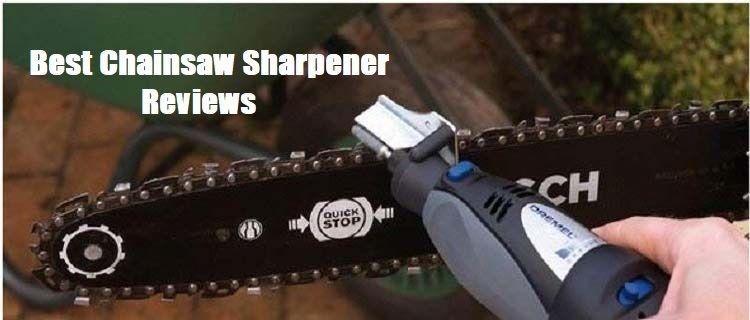 Professional Chainsaw Sharpener