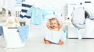 Regular Detergent to Wash Baby's Clothes