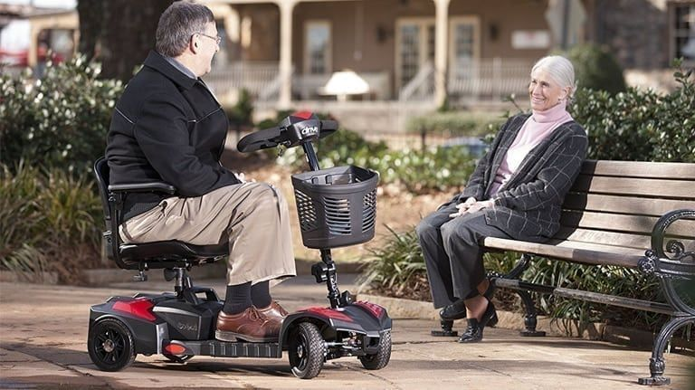Electric Motorized Scooters - The Perfect Gift For Elderly
