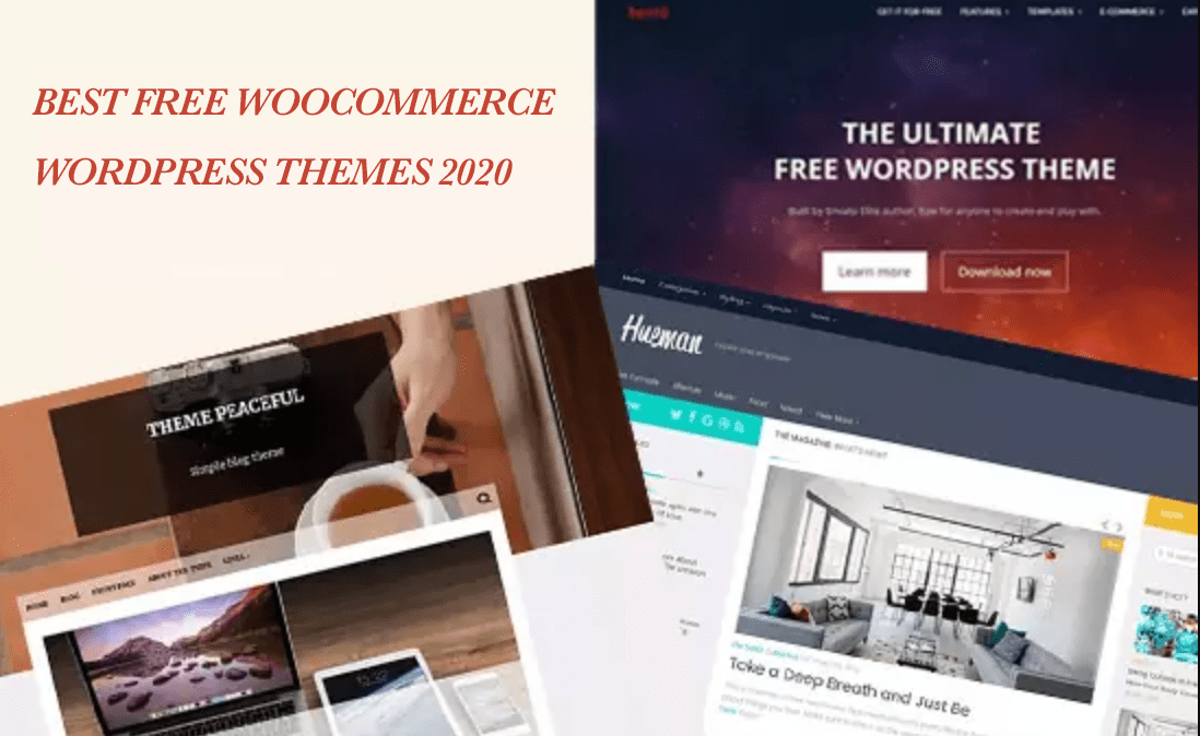 Free WooCommerce Themes for Your Online Ecommerce Store in 2020