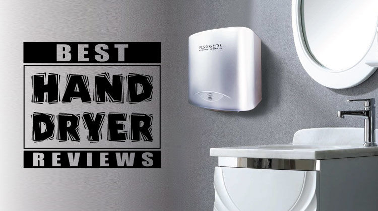 Best Hand Dryer to Buy in 2019 | [Revealed] by Sweet Bath