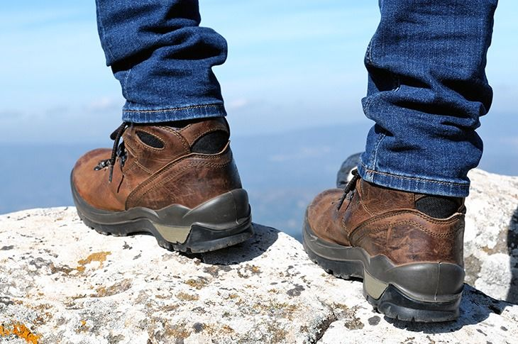 The Best Hiking Boots And Their Features