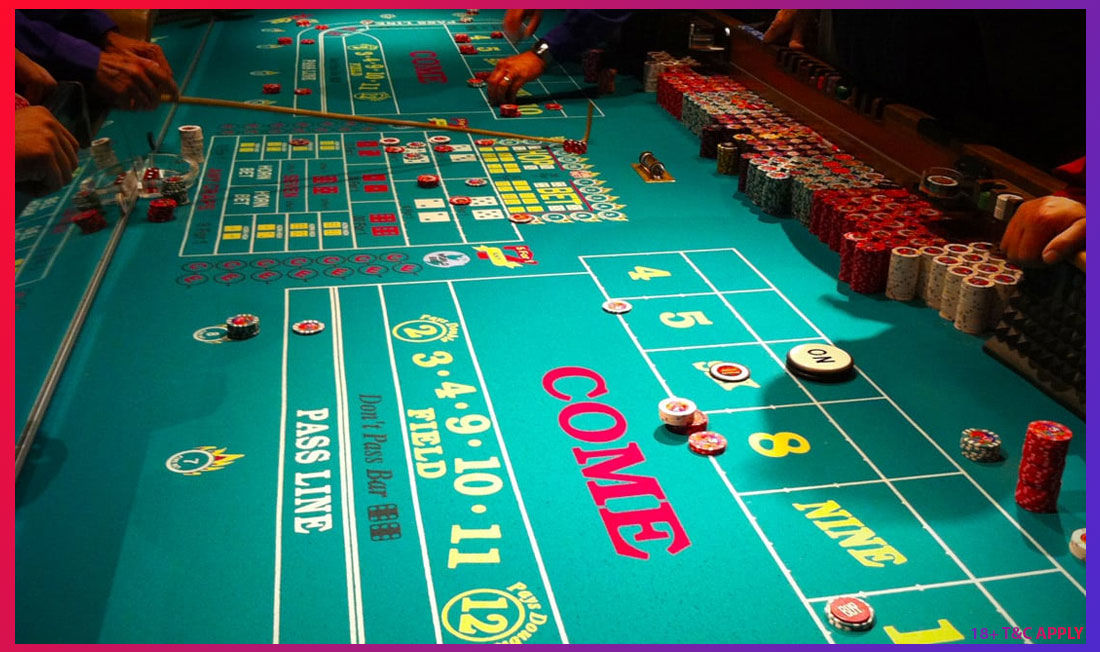 Guide To Play Online Craps Game