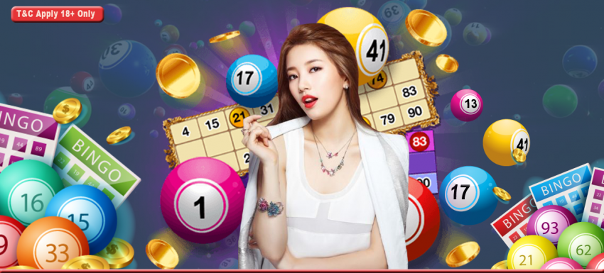 Famous person taking part via best online bingo games support