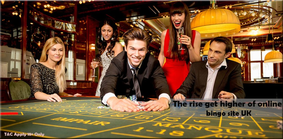 The rise get higher of online bingo site UK – Delicious Slots