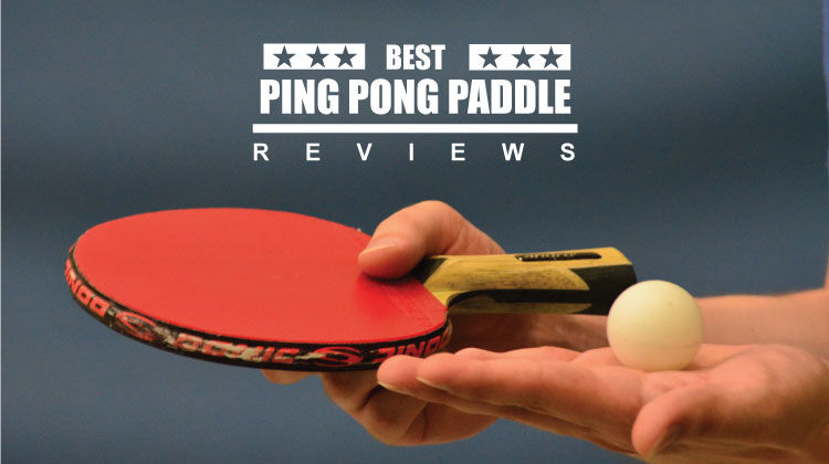 Best Ping Pong Paddles Reviews of 2018 » Review Trick
