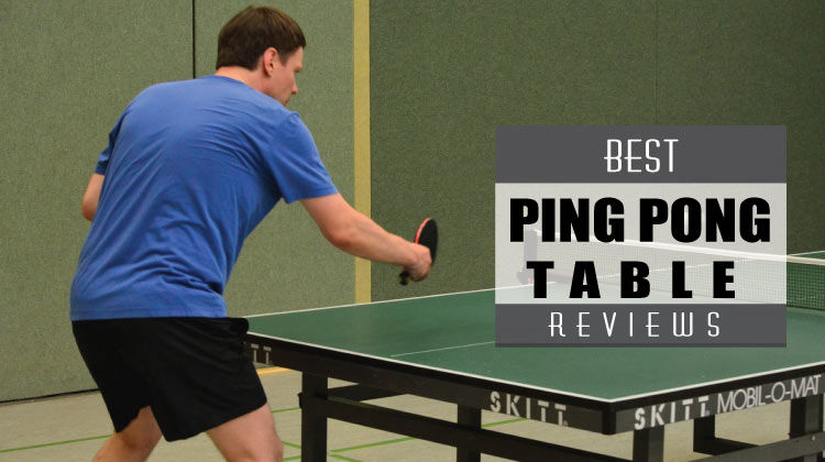 [Recommended] Best Ping Pong Table 2018   Review Trick