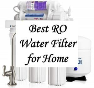 The 9 Best Reverse Osmosis Water Filters [Review & Buyer Guide] 2019