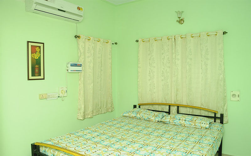 Modern Service Apartment in Mogappair for Comfortable Stay | Enjoy Great Facility at Service Apartment