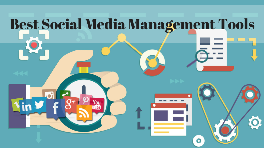 Best Social Media Management Tools You Should Try Now | GenuineLikes | Blog