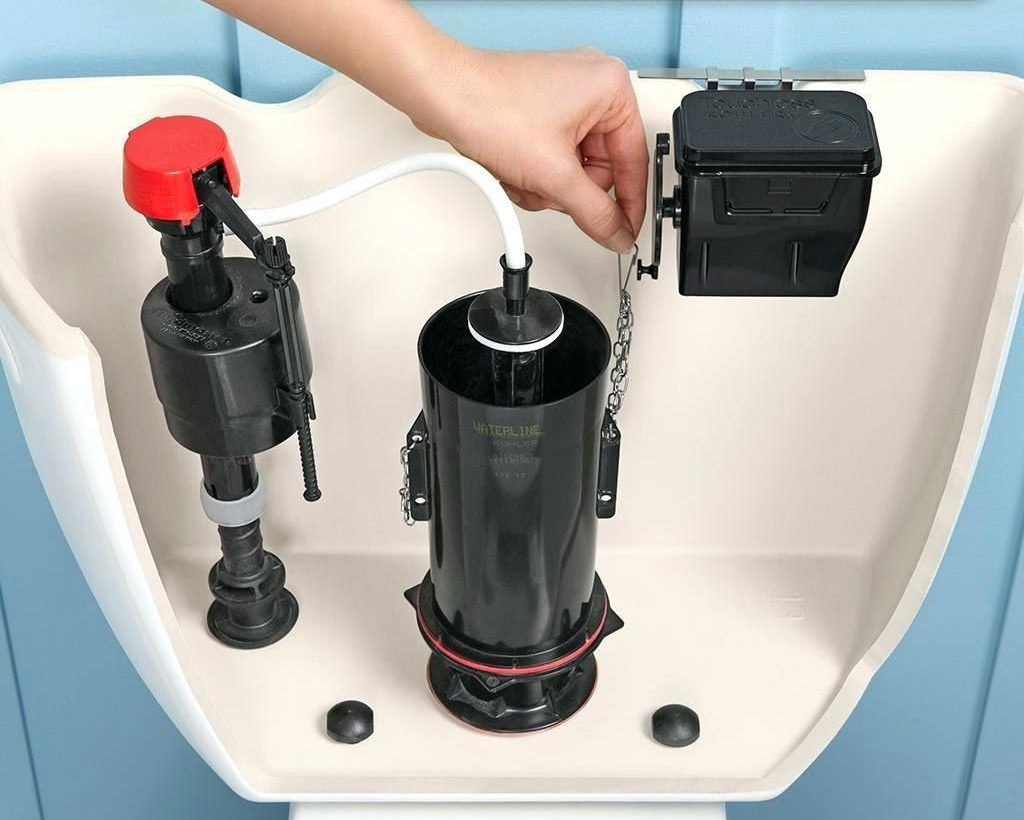How to pick the best toilet fill valve