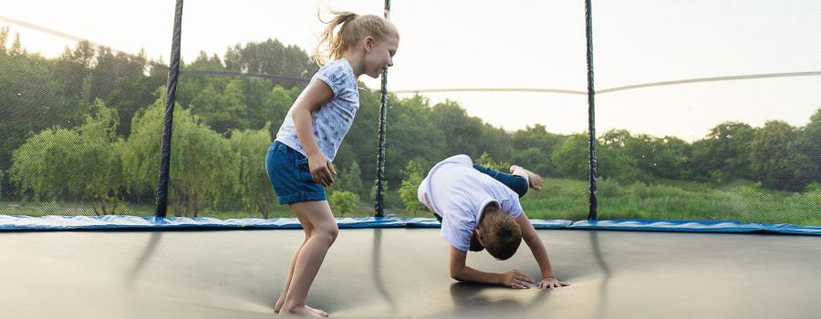 Know Why Indoor Trampoline For Kids is Good | Health Benefits of Trampoline