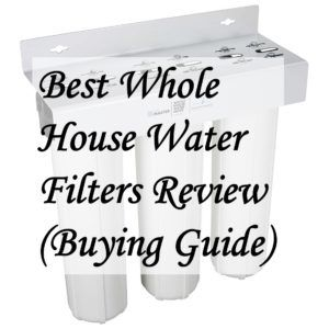 The 6 Best Whole House Water Filters [Reviews & Buying Guide] 2019