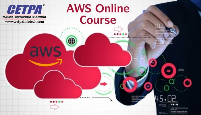 Join Cetpa's AWS Online Course In Noida with Best 100% Job Placement
