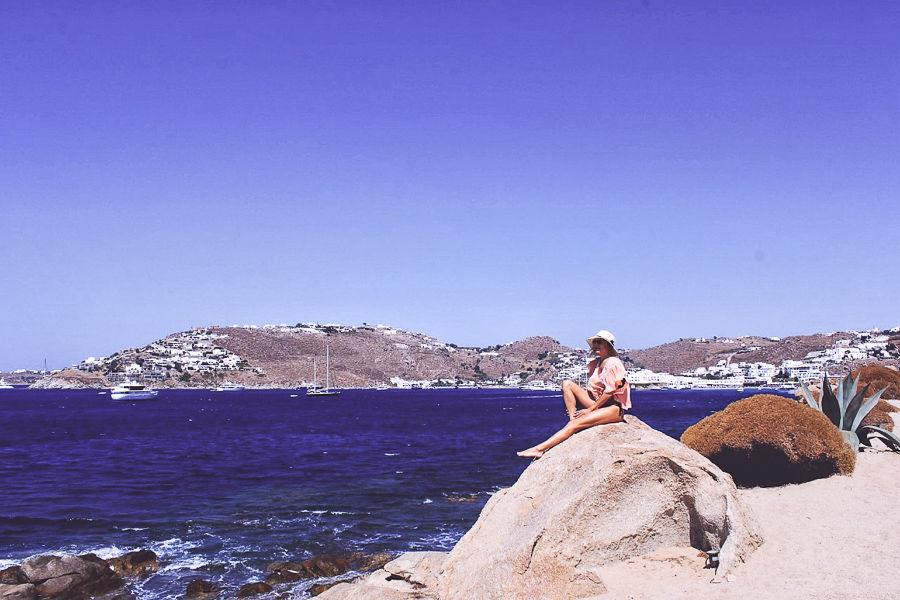 Best Beach Club in Mykonos