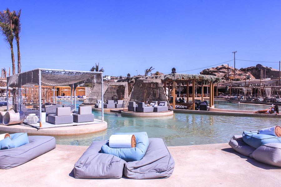 Best Beach Clubs in Mykonos