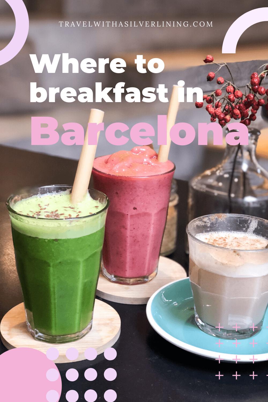 Best Brunch in Barcelona