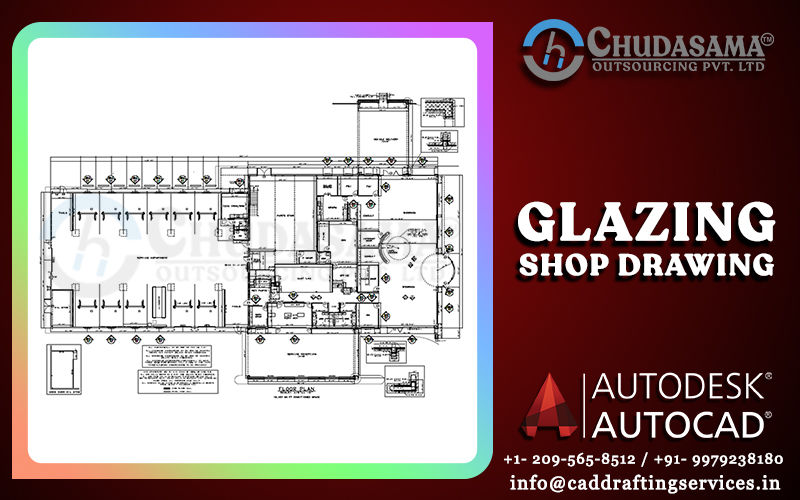 Glazing Drafting Services | Storefront Shop Drawings – COPL