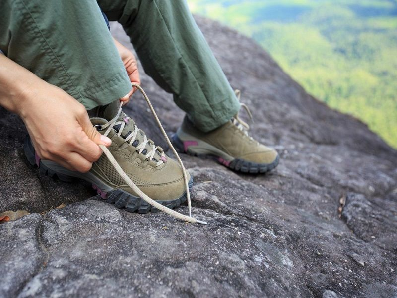 Hiking Boots Selection Guide