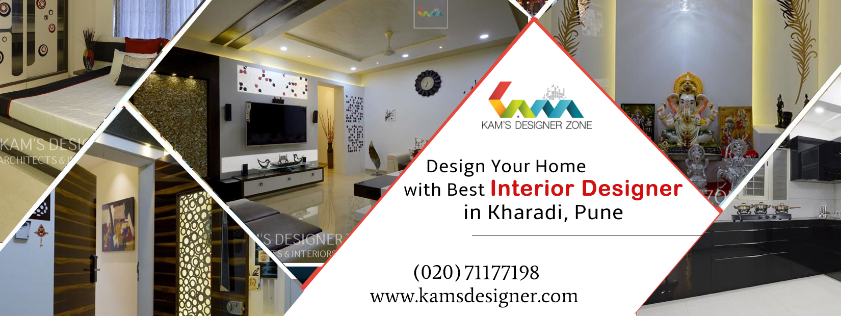 Design Your Home with Best Interior Designer in Kharadi, Pune