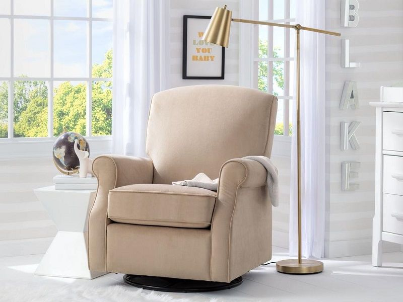 Nursery Glider: The Perfect Sofa For The New Born