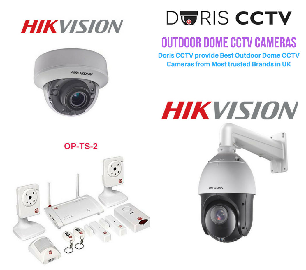 Best Outdoor Dome CCTV Camera