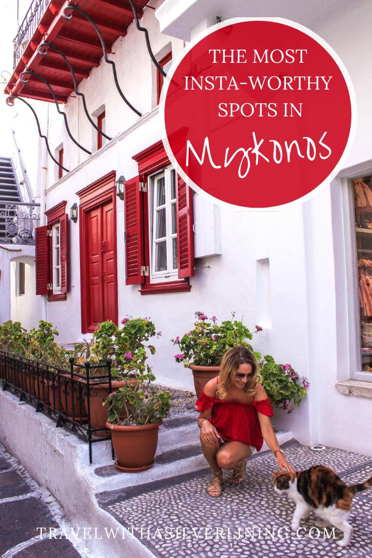Best Photography Spots in Mykonos