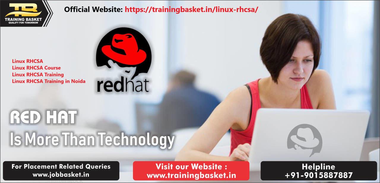 Best Red Hat Training Center in Noida