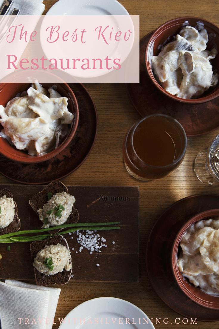 Best Restaurants In Kiev