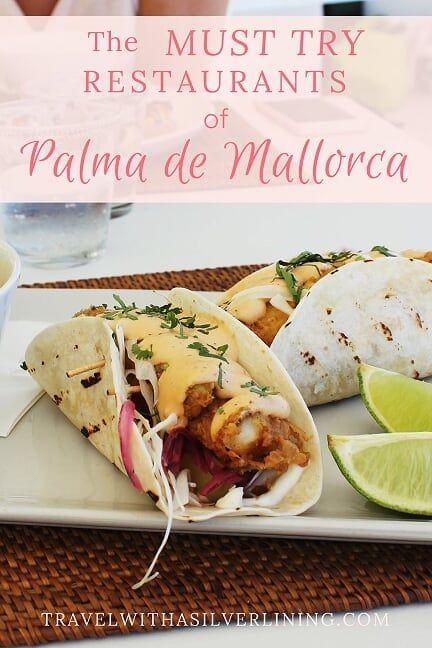 Best Restaurants in Palma Mallorca