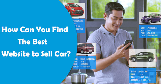 How Can You Find the Best Website to Sell Car?