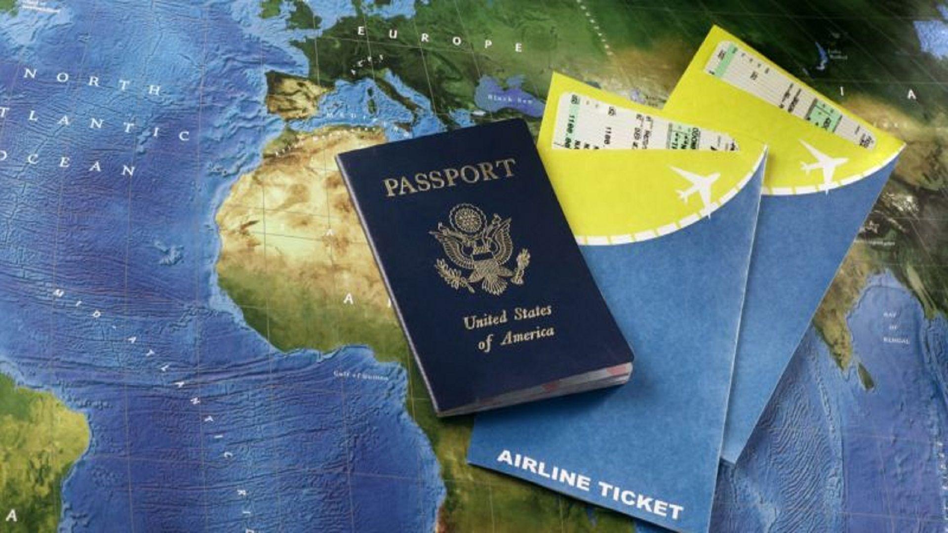 Passport, Visa, DMV Card, SSN, & Green Card Service | VISA Travel