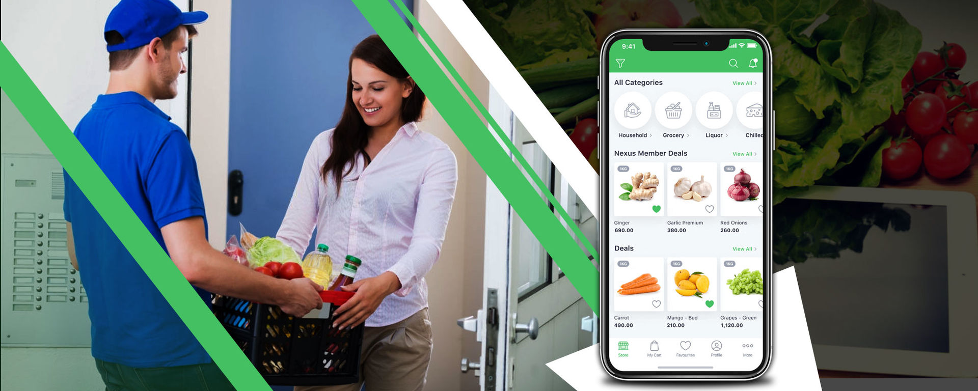 Bigbasket Raises $60 Million to Service Growing Demand: Startup a Grocery Business