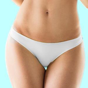 Shave your bikini area – Woman's Guide
