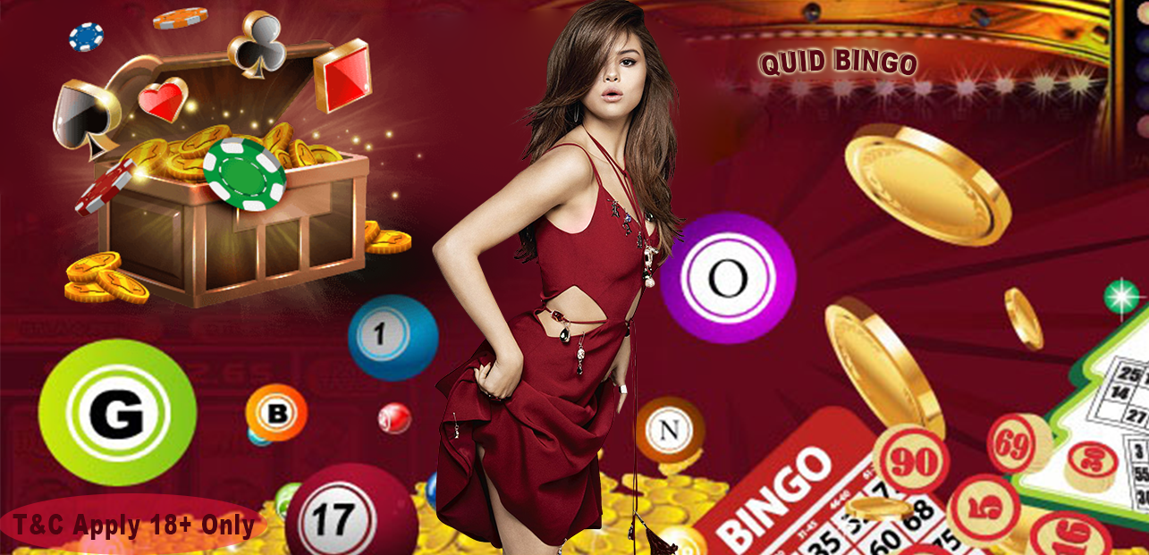 Grab authentic & rewarding bingo sites with free sign up bonus only at Quid Bingo – Delicious Slots