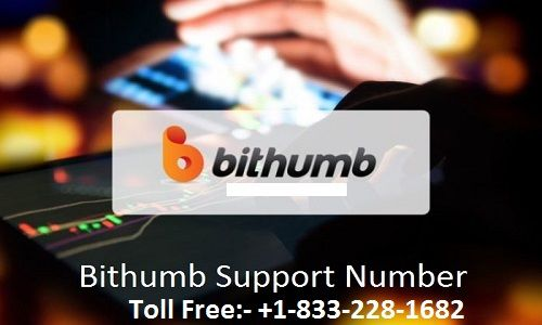 Bithumb Support Number