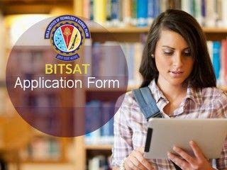BITSAT Application Form 2019- BITS Pilani Registration Started