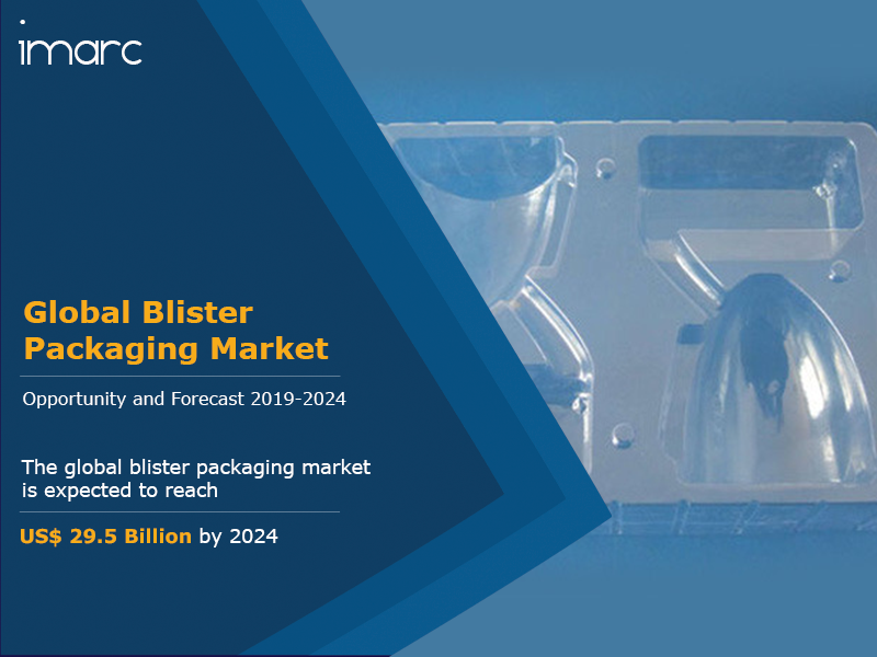 Blister Packaging Market Size, Share, Trends and Forecast 2019-2024